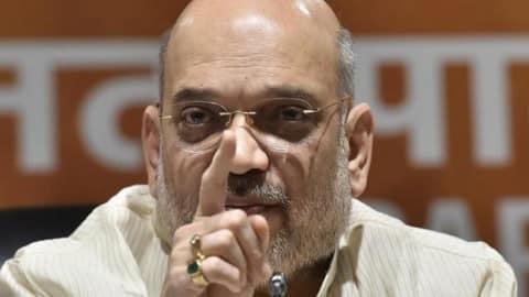 कश्मीर BJP कार्यकर्ताहत्याःशाह बोले- हिंसा का सफर लंबे समय तक नहीं चलेगा