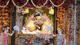 बांके बिहारी मंदिर
