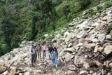 डीएम ने रामगंगा घाटी का दौरा किया