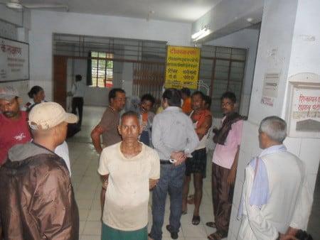 नालंदा में सूखे कुएं में दम घुटने से किसान की मौत, दो बीमार