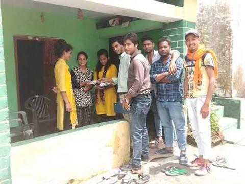 महाविद्यालय में छात्रसंघ चुनाव की सरगर्मीयां शुरू