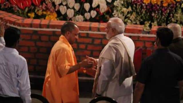 भाजपा सरकार में सपा-बसपा से कई गुना अधिक निवेश हुआ: मुख्यमंत्री योगी
