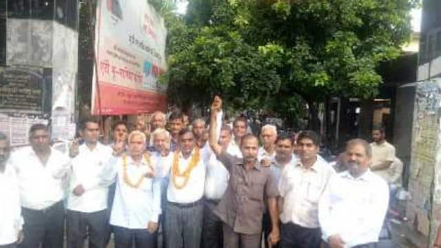 सुलतानपुर: तहसील बार कादीपुर में रामबहाल अध्यक्ष, प्यारेलाल सचिव