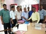 महाराजा कॉलेज बीसीए के समन्वयक बने प्रो.पालित