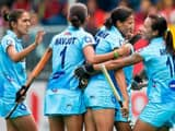 Indian Women's Hockey Team in World Cup 2018