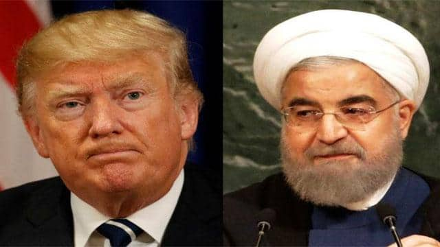 America and Iran president