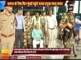 Lalu Yadav arrives in Mumbai for treatment at Asian Heart Institute hospital