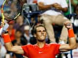 Rafael Nadal beat Benoit Paire and reach in third round of Rogers Cup