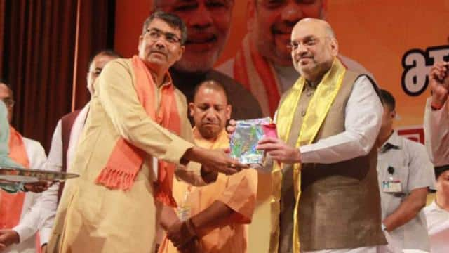 Amit Shah, BJP National President