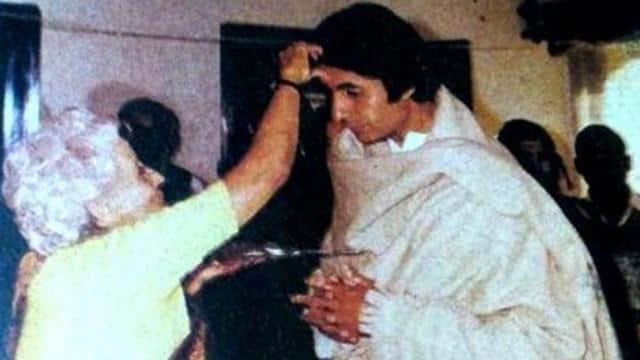 Amitabh Bachchan, Teji Bachchan,