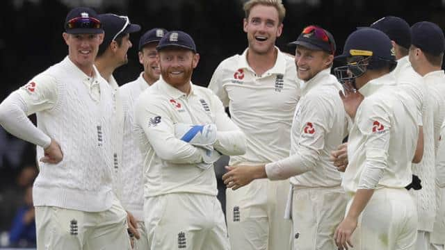 England beat india by innings and 159 runs (photo - AP)