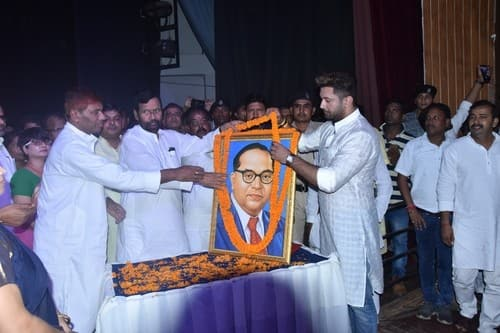 कांग्रेस शुरू से दलित और पिछड़ा विरोधी रही : पासवान