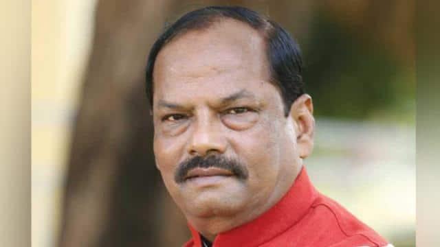 Raghubar Das, Chief Minister