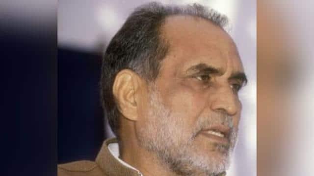 पूर्व प्रधानमंत्री चंद्रशेखर