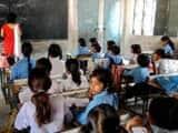 दिल्ली में शिक्षकाें की स्थिति