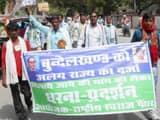 demand for seperate bundelkhand