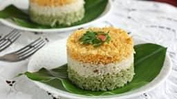तिरंगा चावल