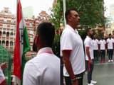 Team india 15 august celebration