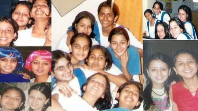 Sakshi Dhoni old photos