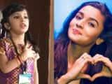 Anvi Saha and Aalia Bhatt