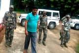 घूस लेते रामगढ़ थाना का एएसआई धराया