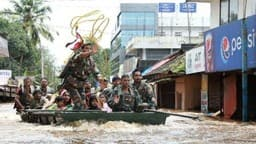 kerala flood and ndrf