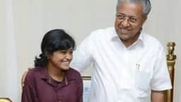 student hanan donated 1.5 lakhs in kerala flood