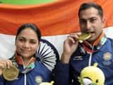Asian Games 2018: शूटिंग में अपूर्वी और रवि ने कांस्य पदक से खोला भारत का खाता