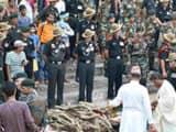 सैन्य सम्मान के साथ शहीद जवाद को दी गई अंतिम विदाई