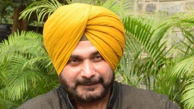 Punjab cabinet minister Navjot Singh Sidhu (Sikander Singh Chopra//HTFile Photo)