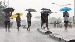 rain in mumbai : photo ht