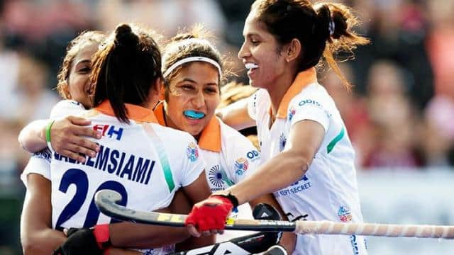 Indian Women's Hockey Team.jpg (PC: Hockey India Twitter Handle)