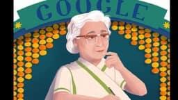 Video: 'इस्मत आपा' पर गूगल ने बनाया डूडल