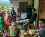 वायरल फीवर की चपेट में आए सेरी गांव के 100 लोग