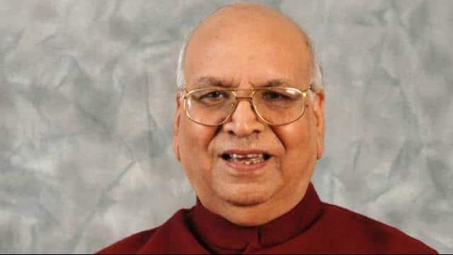 lalji tandon take oath as governor of bihar