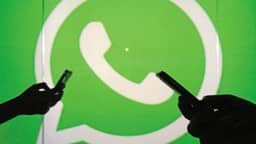 India is the largest market for WhatsApp with over 200 million users. Photo: Bloomberg