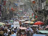 India's population will rapidly increase (AP file photo)