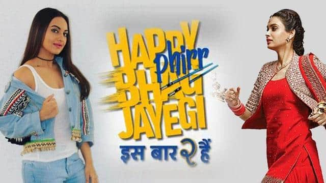 Download Happy Phirse Bhag Jayegi (2018) Full Movie In HD