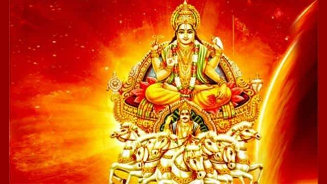 lord sun puja significance
