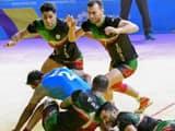 Indian men kabaddi team loses in semifinal to Iran