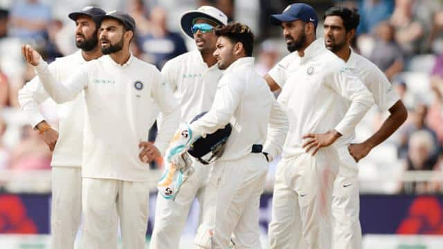 Indian Cricket Team (Photo taken from cricinfo)