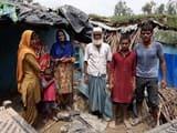 रामपुर में उफनाई कोसी, पसियासपुरा के बाशिंदे घरों में  कैद