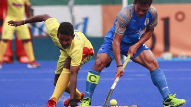 India thrashes Sri Lanka 20-0 in hockey match
