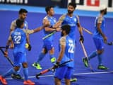 Indian Men's Hockey Team. (PC: Hockey India)