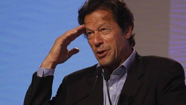 पाकिस्तान के प्रधानमंत्री इमरान खान। (File Photo)