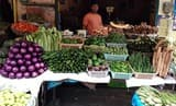सब्जियों के दामों आया उछाल