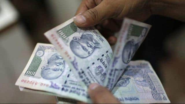 Biggest Fall in indian rupee which slips across 71 per dollar (Reuters File Photo)