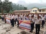 हिमालय बचाओ अभियान  का युमनोत्री व पुरोला विधान सभा में आगाज