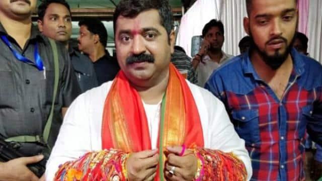 भाजपा विधायक राम कदम(File Photo)
