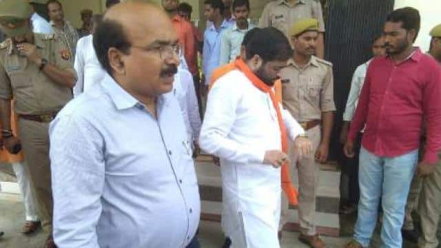 Chief minister, victim, relief